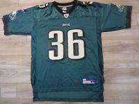 Brian Westbrook #36 Philadelphia Eagles NFL reebok Jersey LG L