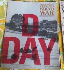PURNELL'S HISTORY OF SECOND WORLD WAR, Vol.5, No.4, D-DAY