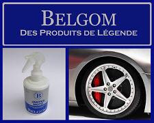 BELGOM JANTES, POUR RENOVER OU ENTRETENIR VOS JANTES ALU, MOTO & AUTO 250 ml