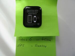 Apple Watch Series 6, Genuine 40mm Screen, From GPS Watch With Scratch #AW09