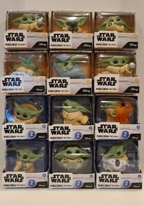 Baby Yoda Star Wars Series 1 or 2 Mandalorian Child Bounty Collection Figures