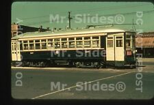 Duplicate Slide Streetcar/Tram: Chicago and West Towns Railways Car  129