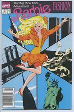 BARBIE FASHION #4 - Marvel - High grade!