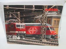 Märklin Katalog 1993/94 WT7858