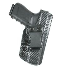 Badger State Holsters- Glock 19/23/32 IWB Carbon Fiber Custom Kydex Holster