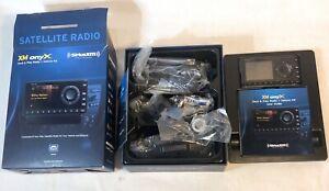 Sirius XM XDNX1V1 Onyx Satellite Radio + Car Vehicle Kit ~ Unused Open Box
