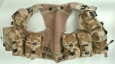 CLEARANCE - British Military Desert DPM Tactical Vest