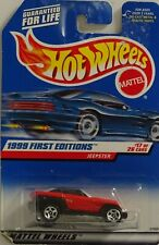 Hot Wheels First Edition 1999 Jeepster #922 #17 of 26