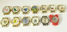 Luch for child kids wrist watch USSR 1801 caliber 15 jewels