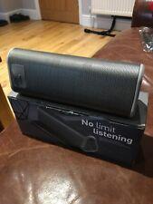 KitSound BoomBar 50 Multi-Pair Waterproof Wireless Bluetooth Speaker, Grey