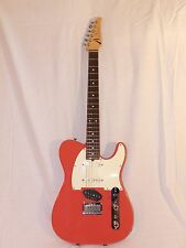 Tom Anderson T Classic Electric Guitar Fiesta Red