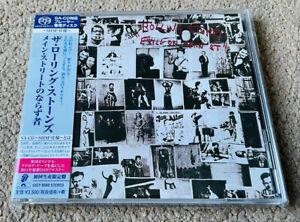 The Rolling Stones - Exile on Main Street (SHM-SACD) SACD Green Disc, Japan MINT