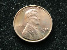 1970-S Small Date Lincoln Cent Uncirculated