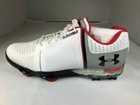 NEW MENS UNDER ARMOUR SPIETH ONE GOLF SHOES 1288574 108-MULTIPLE SIZES