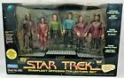 Playmates Star Trek STAR FLEET OFFICERS COLLECTORS SET, New, See Pics!