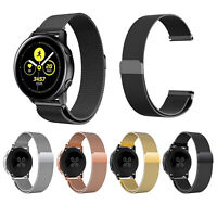 Milanese Loop Stainless Steel Metal Band For Samsung Galaxy Watch Active 40mm