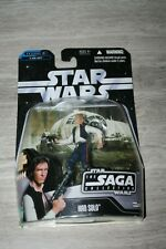 Han Solo A New Hope 2006 STAR WARS The Saga Collection MOC #035 35
