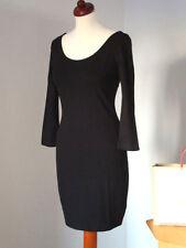 Kleid von ESPRIT de corp - Schwarz 3/4-Arm - 1x getragen