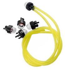 5Pcs Snap In Primer Bulbs & Pump Fuel Line For RYOBI 683974 STIHL ECHO Poulan