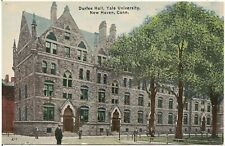 Durfee Hall at Yale University in New Haven CT Postcard