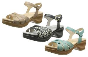 Sanita Women's Destiny Mule Low Heels Shoes - Color Options