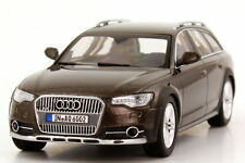 AUDI A6 ALLROAD QUATTRO 2012 C7 JAVA BROWN METAL KYOSHO 501.12.066.23 1/43