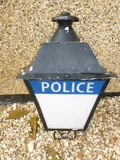 More details for police street lamp