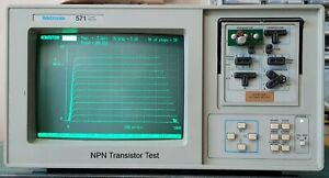 Tektronix 571 Curve Tracer  working
