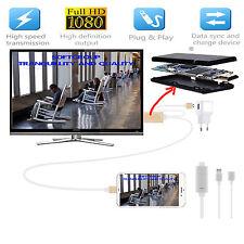 ADATTATORE CAVO HDMI TV,NO MHL, per SAMSUNG GALAXY TAB A,TAB E J1 J3 J5 J7 A3 A5
