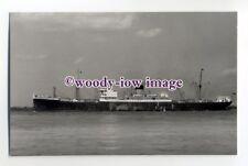 c1267 - Shaw Savill Line Cargo Ship - Coptic - photograph by Clarkson