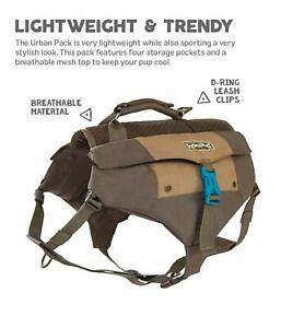 URBAN OUTDOOR DOG HIKING BACKPACK DAY PACK by OUTWARD HOUND SM/MD