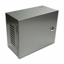 "SB1085W 10"" Electrical Enclosure Cabinet Alarm Locking Box Distribution Box"