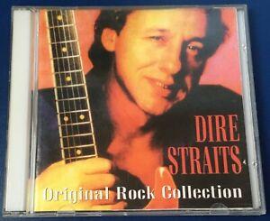 CD DIRE STRAITS ORIGINAL ROCK COLLECTION BEST OF WH 250896 VERTIGO RARE