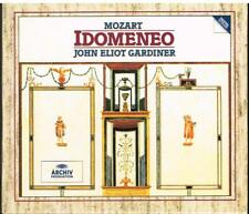Mozart: Idomeneo Re Di Creta / Gardiner, Von otter, English Chamber  - Box 3 CD