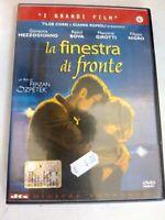 DVD LA FINESTRA DI FRONTE