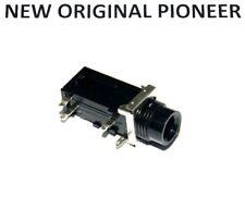 NEU Original DKN1179 Kopfhörer Jack Stecker für PIONEER CDJ200 DJM600 EFX500