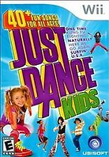 Nintendo Wii : Just Dance Kids VideoGames