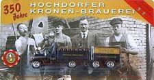 Hochdorfer Kronenbrauerei Nr.19 - 350 Jahre 1/4  - Dürkopp NostalgieHZ (OVP)