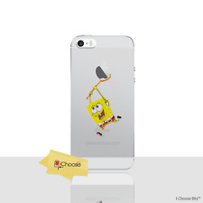Spongebob Case/Cover Apple iPhone 5/5s/SE / Screen Protector / Silicone / Net