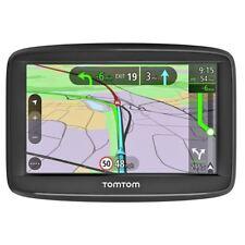 "TomTom via 52 GPS SAT NAV 5"" Gratis De Por Vida Reino Unido y Europa occidental Mapas Bluetooth"