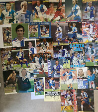 More details for 30 x blackburn rovers signed a4 magazine pictures
