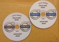 Volvo Vida 2014D and EWD 2014D Repair Service Manual Parts Workshop Catalog DVDS