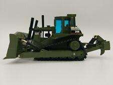 "Caterpillar D9N Dozer ""MILITARY GREEN"" - 1/50 - NZG #298"
