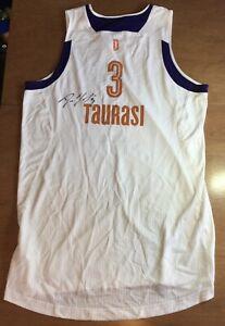 Diana Taurasi Signed Phoenix Mercury WNBA Jersey XL