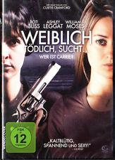 Weiblich (Féminin), mortel sucht - Wer ist Carrie? DVD Boti Bliss Ashley Leggat