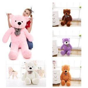 Kids Large Teddy Bear Giant Big Soft Plush Toys Birthday Gift Girls Boys  Huge