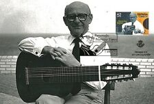 Spain 2015 - Music Narciso Yepes maxicard