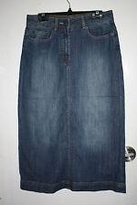 Brand New Boden Everyday Denim Skirt size 8-20