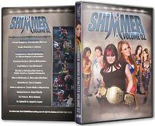 Official Shimmer Women Athletes Volume 52, Female Wrestling Event DVD