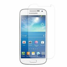 5x QUALITY CLEAR SCREEN PROTECTOR FILM COVER FOR SAMSUNG GALAXY S4 IV MINI i9190